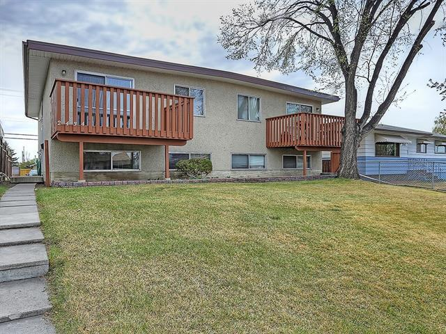 2434/2436 41 Street SE, Calgary, AB T2B 1E1 (#C4190648) :: Tonkinson Real Estate Team