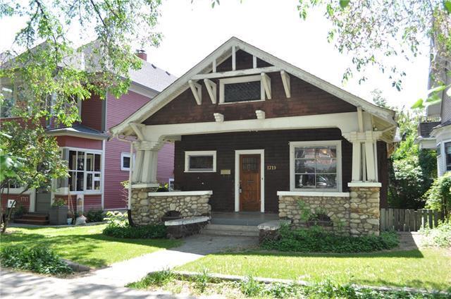 1719 13 Avenue SW, Calgary, AB T3C 0V1 (#C4190882) :: Redline Real Estate Group Inc