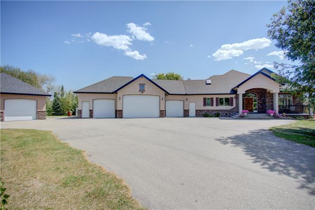 249050 100 Country Meadows Place E, Rural Foothills M.D., AB T1S 3R3 (#C4191209) :: Redline Real Estate Group Inc