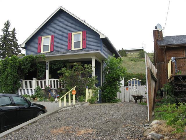 412 Third Street W, Cochrane, AB T4C 1Z6 (#C4191215) :: Redline Real Estate Group Inc
