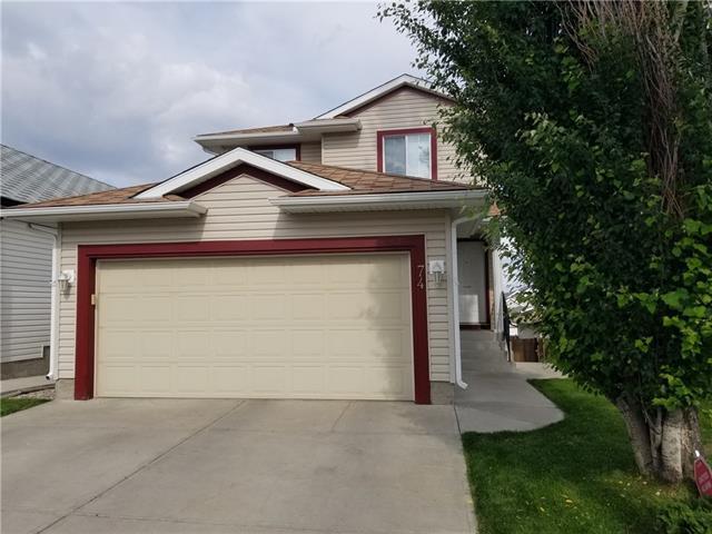 74 Covewood Circle NE, Calgary, AB T3K 0P7 (#C4191544) :: The Cliff Stevenson Group