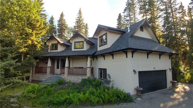 52 Wintergreen Way, Bragg Creek, AB T0L 0K0 (#C4191610) :: Calgary Homefinders