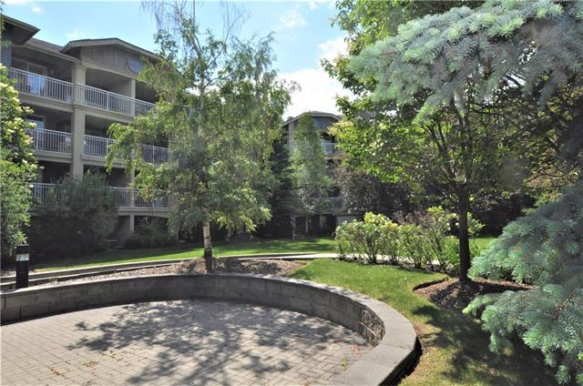35 Richard Court SW #231, Calgary, AB T3E 7N9 (#C4191810) :: Tonkinson Real Estate Team