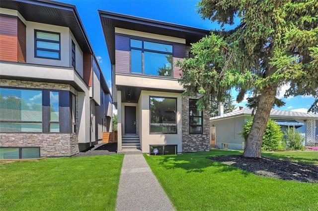 3514 7 Avenue SW, Calgary, AB T3C 0A1 (#C4192049) :: Redline Real Estate Group Inc