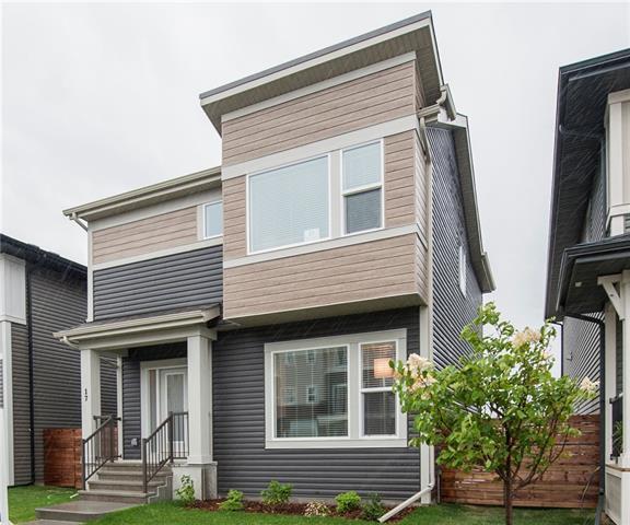 17 Cornerstone Manor NE, Calgary, AB T3N 1G5 (#C4192265) :: Tonkinson Real Estate Team
