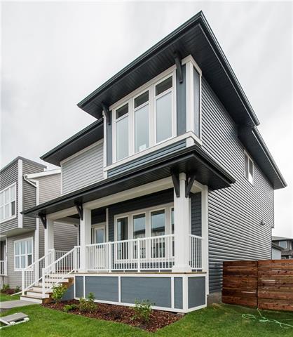 45 Cornerstone Manor NE, Calgary, AB T3N 1G5 (#C4192294) :: Tonkinson Real Estate Team
