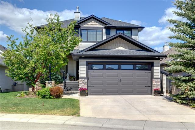 725 Cimarron Close, Okotoks, AB T1S 1X4 (#C4192906) :: Redline Real Estate Group Inc