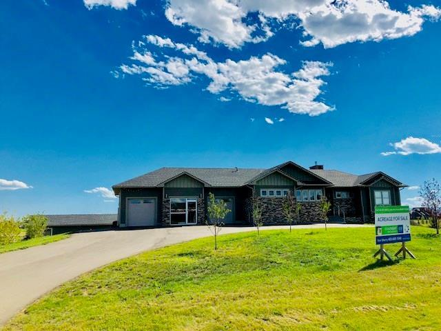 112 Green Haven Court, Rural Foothills M.D., AB T1S 1B2 (#C4193371) :: The Cliff Stevenson Group