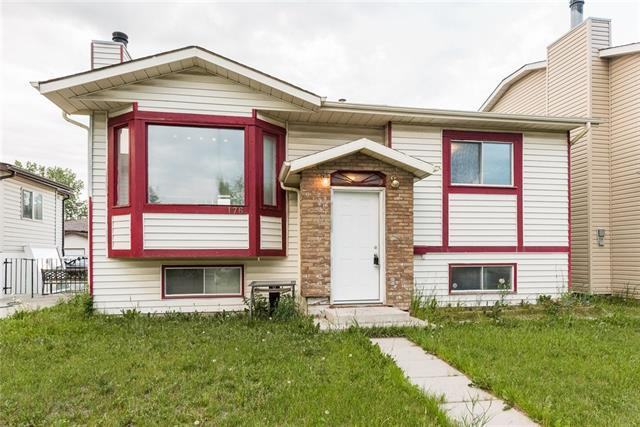 176 Castlebrook Road NE, Calgary, AB T3J 1R1 (#C4193383) :: Tonkinson Real Estate Team