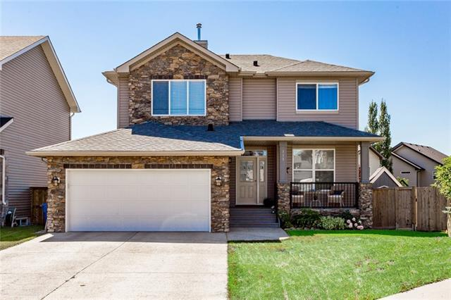 115 Crystal Green Court, Okotoks, AB T1S 2K5 (#C4193495) :: Tonkinson Real Estate Team