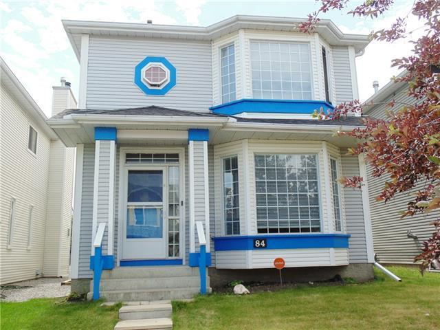 84 River Rock Circle SE, Calgary, AB T2C 4C3 (#C4193651) :: Tonkinson Real Estate Team