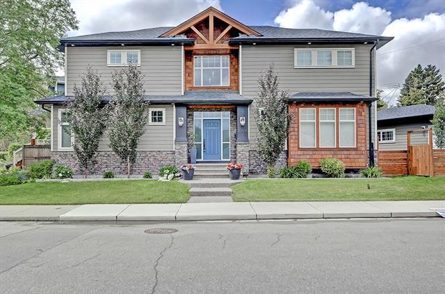3719 31 Street SW, Calgary, AB T3E 2P6 (#C4194212) :: Redline Real Estate Group Inc