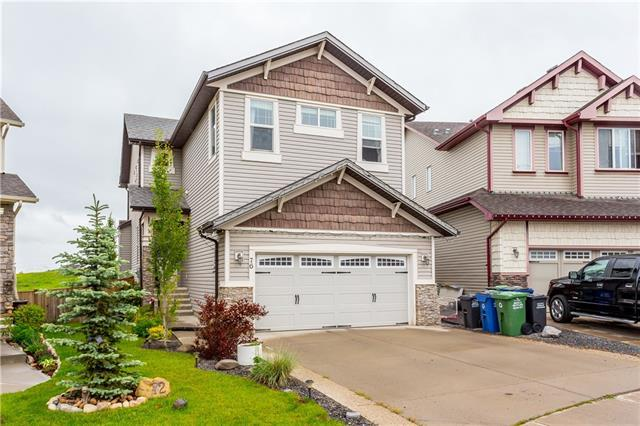 76 Heritage Hill(S), Cochrane, AB T4C 0L4 (#C4194310) :: Tonkinson Real Estate Team