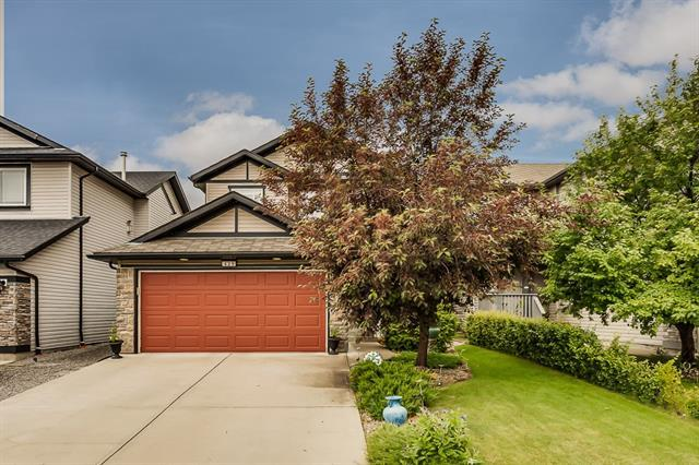 429 Stonegate Road NW, Airdrie, AB T4B 3A1 (#C4194342) :: Tonkinson Real Estate Team