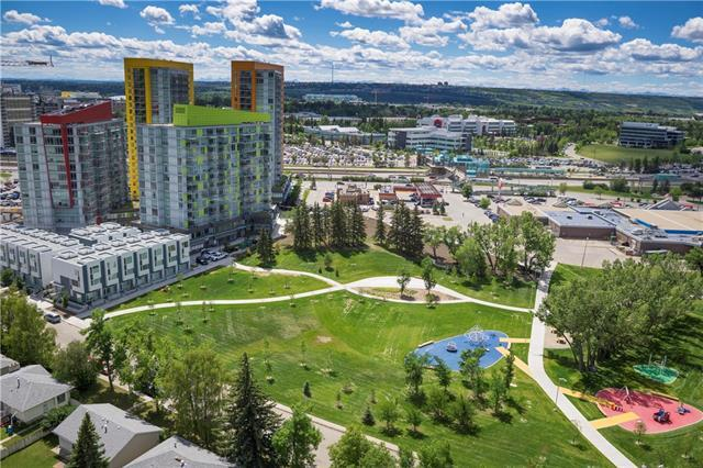 20 Brentwood Common NW #306, Calgary, AB T2L 2L7 (#C4194941) :: Carolina Paredes - RealHomesCalgary.com