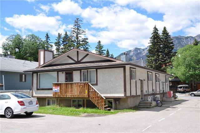 432 Muskrat Street A/Back, Banff, AB T1L 1E3 (#C4195031) :: Canmore & Banff