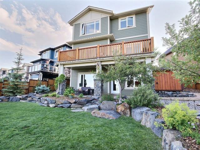 209 Jumping Pound Terrace, Cochrane, AB T4C 0K5 (#C4195095) :: Your Calgary Real Estate