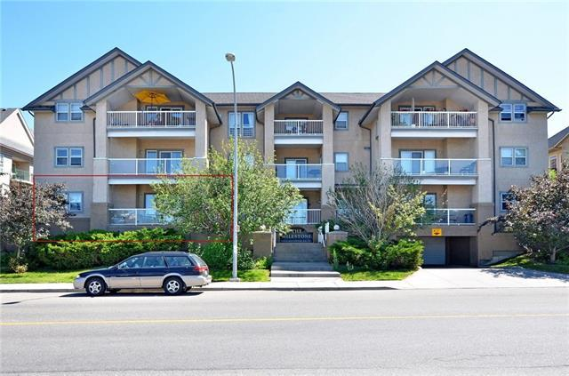 15212 Bannister Road SE #101, Calgary, AB T2X 3R6 (#C4195568) :: Calgary Homefinders