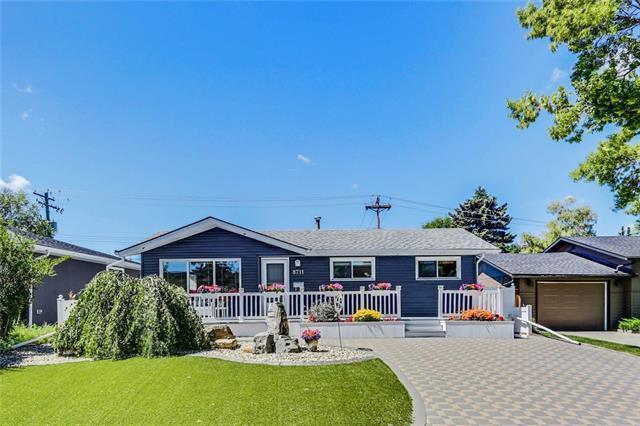 8711 Ancourt Road SE, Calgary, AB T2H 1V3 (#C4195925) :: Calgary Homefinders