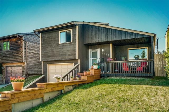 1617 40 Street SW, Calgary, AB T3C 1X1 (#C4196739) :: Redline Real Estate Group Inc