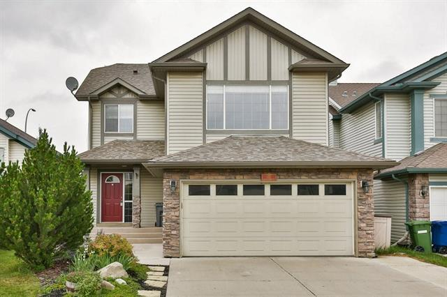 151 Coopers Close SW, Airdrie, AB T4B 2X1 (#C4196960) :: Tonkinson Real Estate Team