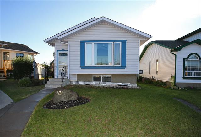 337 Sheep River Place, Okotoks, AB T1S 1N7 (#C4197086) :: Canmore & Banff