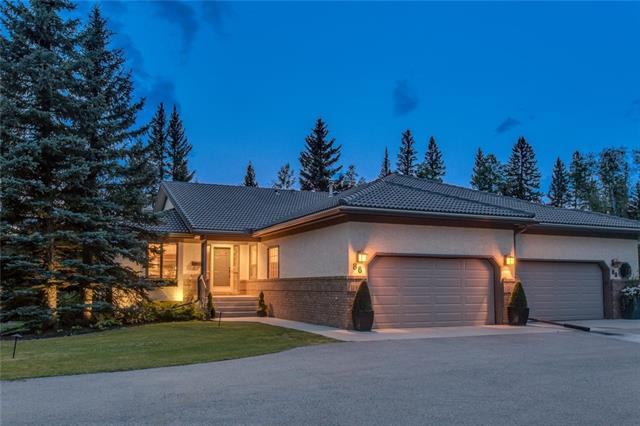 86 Sunset Way, Priddis Greens, AB T0L 1W0 (#C4197179) :: Redline Real Estate Group Inc