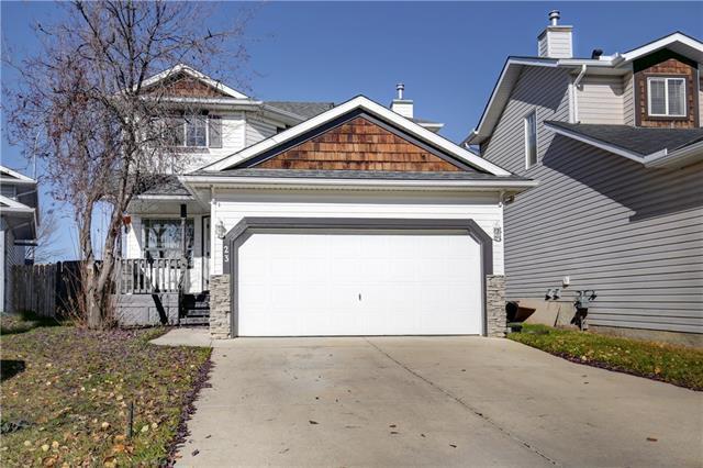 23 Cimarron Meadows Crescent, Okotoks, AB  (#C4197485) :: Tonkinson Real Estate Team