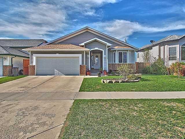 1524 High Country Drive NW, High River, AB T1V 1V9 (#C4197514) :: Redline Real Estate Group Inc