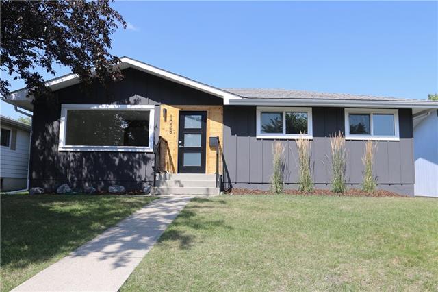 1028 89 Avenue SW, Calgary, AB T2V 0W4 (#C4197616) :: Canmore & Banff