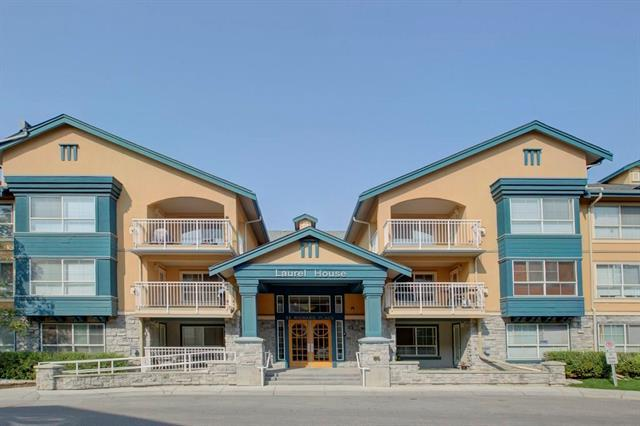 25 Richard Place SW #315, Calgary, AB T3E 7N1 (#C4197987) :: Your Calgary Real Estate