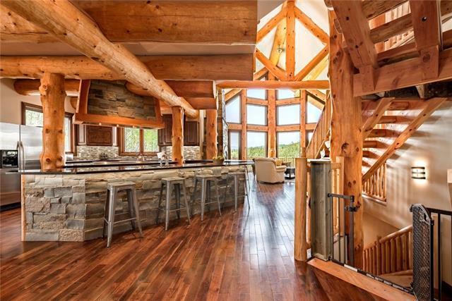 46 Fawn Hills Drive, Bragg Creek, AB T0L 0K0 (#C4198046) :: Calgary Homefinders
