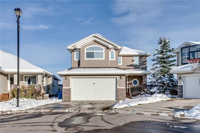 168 Cove Rise, Chestermere, AB T1X 1S7 (#C4198104) :: Redline Real Estate Group Inc