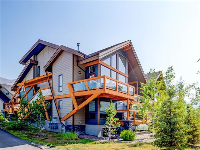 105 Stewart Creek Rise #804, Canmore, AB T1W 0J5 (#C4198739) :: Canmore & Banff