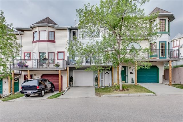 82 Patina Point(E) SW, Calgary, AB T3H 3J7 (#C4198768) :: Redline Real Estate Group Inc