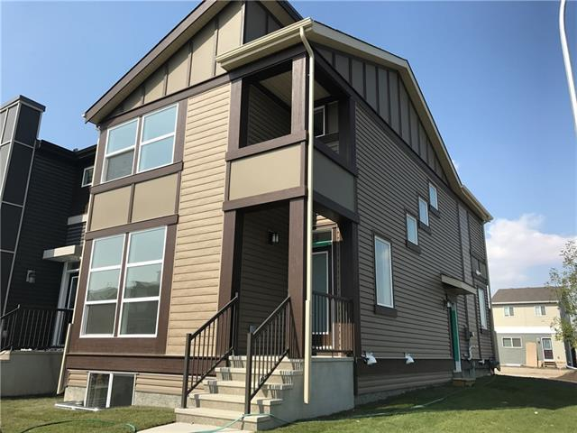 293 Cornerstone Passage NE, Calgary, AB T3N 1G3 (#C4198895) :: Redline Real Estate Group Inc