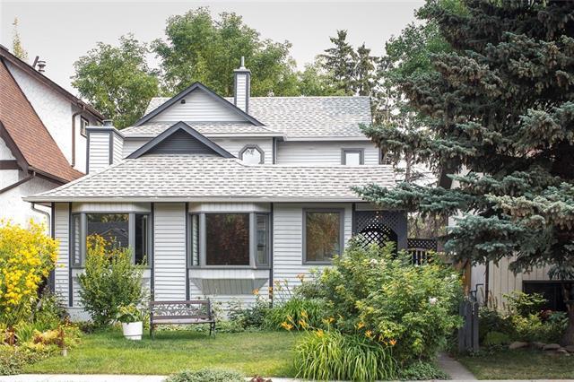 3812 1 Street SW, Calgary, AB T2S 1R3 (#C4199065) :: Your Calgary Real Estate