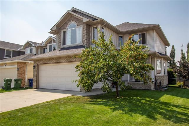2525 Coopers Circle, Airdrie, AB T4B 3B6 (#C4199119) :: Canmore & Banff