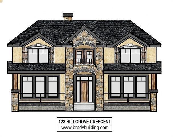 123 Hillgrove Crescent SW, Calgary, AB T2V 3K9 (#C4199316) :: Canmore & Banff
