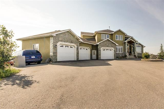 29 Meadow Ridge Way, Rural Rocky View County, AB T2M 4L5 (#C4200925) :: The Cliff Stevenson Group