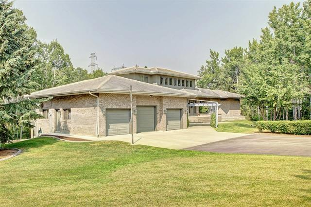 26 Bearspaw Ridge Crescent, Rural Rocky View County, AB T3R 1A3 (#C4200991) :: Redline Real Estate Group Inc
