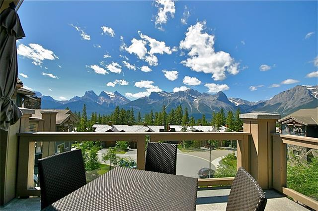 140 Stone Creek Road #302, Canmore, AB T1W 3J3 (#C4201229) :: Canmore & Banff