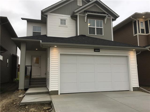 412 Chinook Gate Square, Airdrie, AB  (#C4201628) :: Redline Real Estate Group Inc