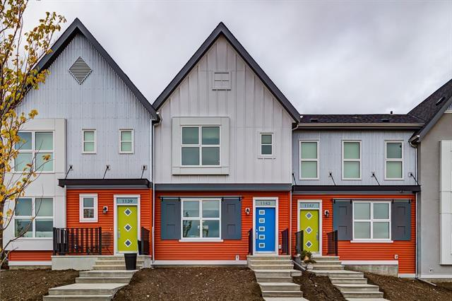 1143 Livingston Way NE, Calgary, AB T3P 0V6 (#C4201741) :: Canmore & Banff