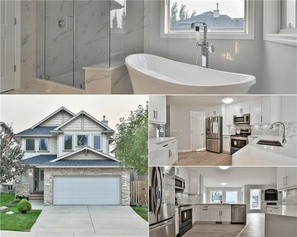 11 Crestmont Drive SW, Calgary, AB T3B 5W4 (#C4201957) :: Redline Real Estate Group Inc
