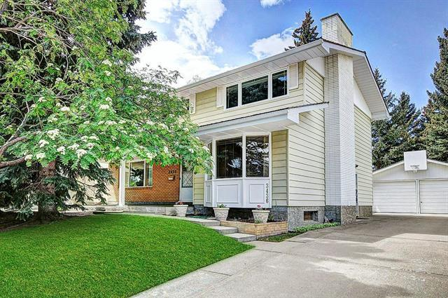 3436 Underwood Place NW, Calgary, AB T2N 4G7 (#C4202051) :: The Cliff Stevenson Group