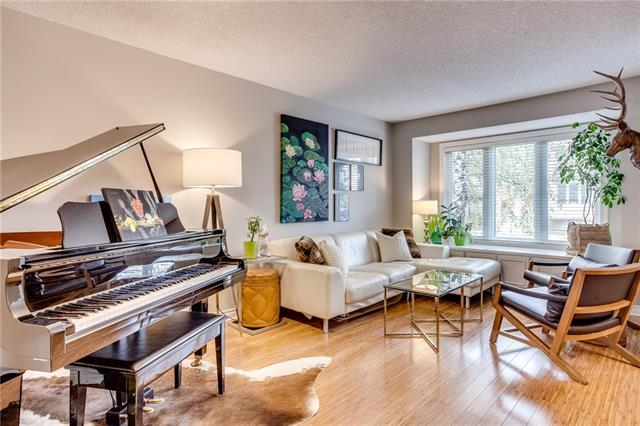 3906 19 Avenue SW #10, Calgary, AB T3E 7E7 (#C4202236) :: Canmore & Banff