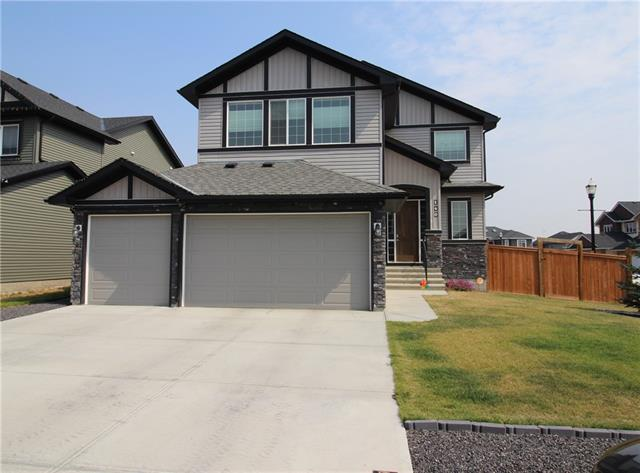 140 Rainbow Falls Heath, Chestermere, AB T1X 0S7 (#C4203050) :: Canmore & Banff