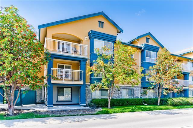 25 Richard Place SW #213, Calgary, AB T3E 7N1 (#C4203363) :: Redline Real Estate Group Inc