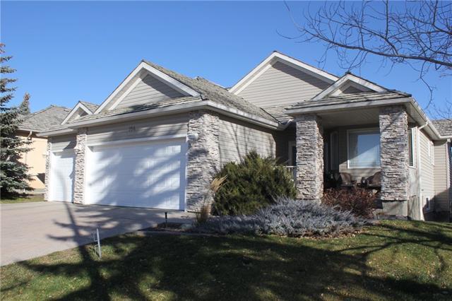 104 Crystalridge Drive, Okotoks, AB T1S 1P4 (#C4203369) :: Tonkinson Real Estate Team